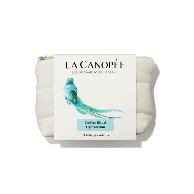 La Canopée - Coffret Rituel Hydratation Visage - Vegan & 100% Naturelle - Select store Cosmétiques Vegans