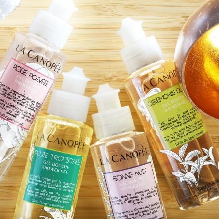 La Canopée - Gel douche Pluie tropicale - Vegan & 100 % Naturelle - Select store Cosmétiques Vegans