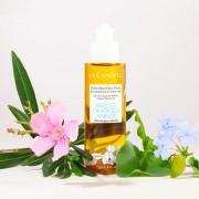 Huile démaquillante douce aux fleurs - Abricot, Camomille & Amande - 120 ml