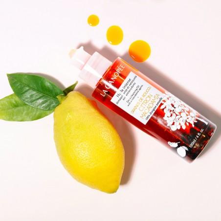 La Canopée - Huile démaquillante intense & vitaminée - Vegan & 100% naturelle - Select Store Cosmétiques Vegans