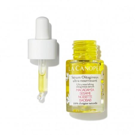 La Canopée - Sérum visage Oléagineux ultra-nourrissant - Vegan & 100% Naturelle - Select store Cosmétiques Vegans