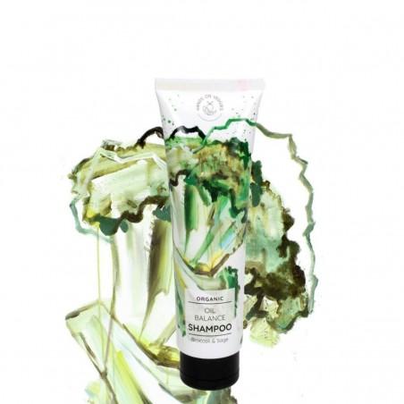 Shampoing Cheveux Gras - Brocoli & Sauge - 150 ml - Vegan, Naturelle & Bio - Select Store Cosmétiques Vegans