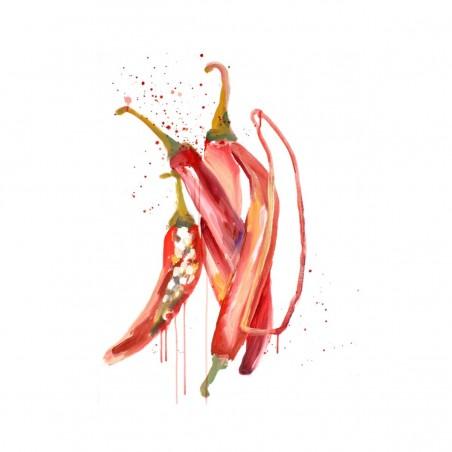 Hands on veggies - Shampoing Extra Volume - Piment et orange sanguine - Vegan & Bio - Select Store éthique Cosmétiques Vegans