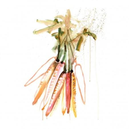 Lotion Energisante pour le corps - Carotte & Ylang-Ylang - 100 ml - Vegan, Naturelle & Bio - Select Store Cosmétiques Vegans