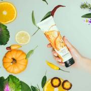 Shampoing Soin et Réparateur - Courge & Huile d'Argan - 150 ml