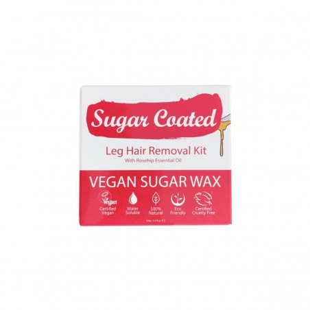 Sugar Coated - Cire épilation au sucre - Spécial Jambes - Vegan & 100% Naturelle - Select Store Cosmétiques Vegans