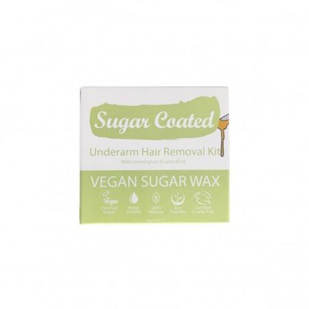 Sugar Coated - Cire épilation au sucre - Spécial Bras & Aisselles - Vegan & 100% Naturelle - Select Store Cosmétiques Vegans