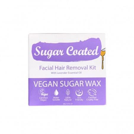 Sugar Coated - Cire épilation au sucre - Spécial Visage - Vegan & 100% Naturelle - Select Store Cosmétiques Vegans