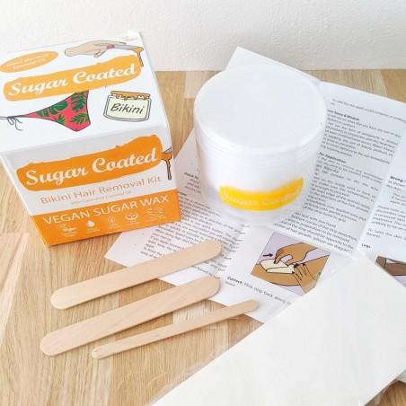 Sugar Coated - Cire épilation au sucre - Spécial Bikini - Vegan & 100% Naturelle - Select Store Cosmétiques Vegans