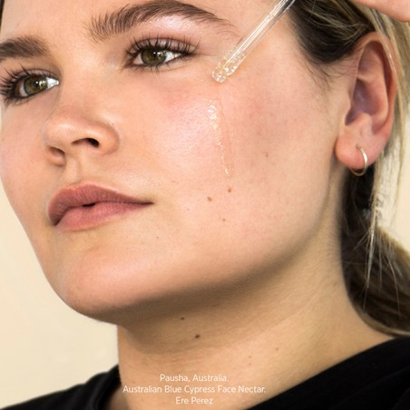 Ere Perez - Soin du visage revitalisant et hydratant au Cyprès Bleu - Vegan & Naturelle - Select Store Cosmétiques Vegans