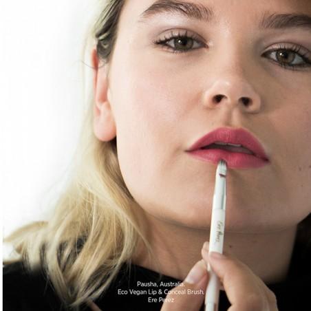 Ere Perez - Pinceau à lèvre et correcteur - Accessoire Maquillage Vegan & Naturel - Select Store Cosmétiques Vegans