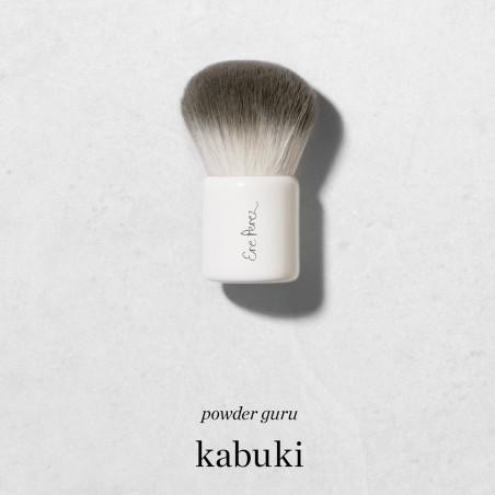 Ere Perez - Pinceau Kabuki - Accessoire Maquillage Vegan & Naturel - Select Store Cosmétiques Vegans