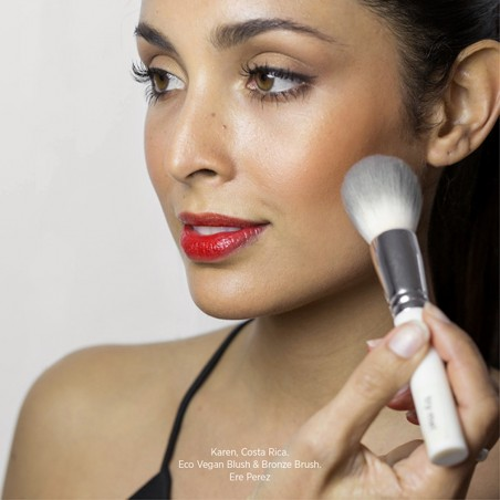 Ere Perez - Pinceau Blush et Poudre - Accessoire Maquillage Vegan & Naturel - Select Store Cosmétiques Vegans
