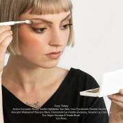 Pinceau à paupières Estompeur & Eye Liner Biseauté