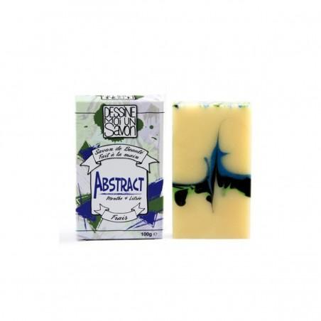 Savon Surgras - Abstract - Menthe & Verveine - 100 g - Vegan & Zéro déchet - Select Store Cosmétiques Vegans