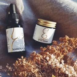 Essentials by Zoé - Boob's - Huile Soin Elixir pour les seins - Végétal & 100% Naturelle - Select store Cosmétiques Vegans