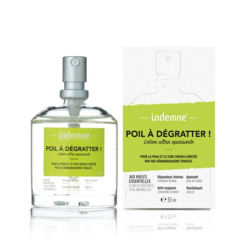 Indemne - Lotion Ultra Apaisante - Poil à dégratter ! - Vegan & Bio - Select store Cosmétiques Vegans