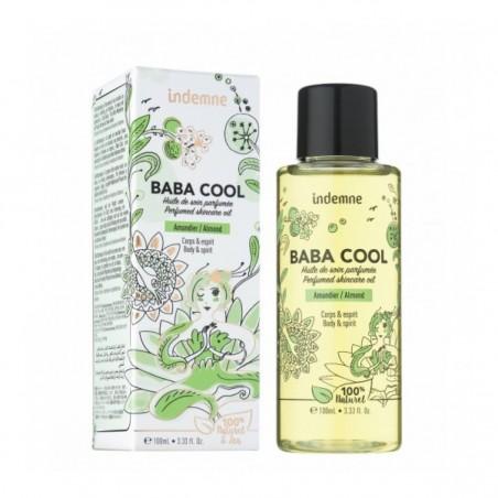 Indemne - Huile de soin Baba Cool - Amande Douce - Végétale, Vegan & Bio - Select Store Cosmétiques Vegans