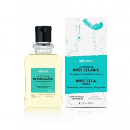 Indemne - Eau Micellaire démaquillante - Miss Ellaire - Vegan & Bio - Select Store Cosmétiques Vegans