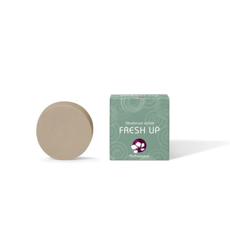 Pachamamaï - Déodorant Solide Fresh Up - Recharge - Naturel, Vegan & Zero Déchet - Select Store Cosmétiques Vegans