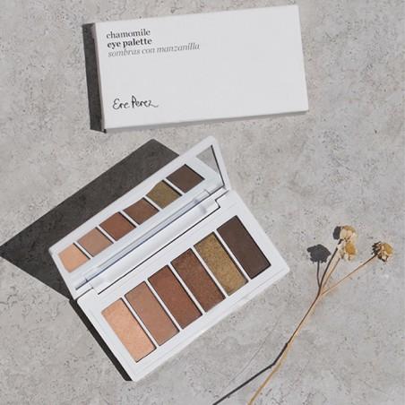 Ere Perez - Palettes fards à paupières - Maquillage Vegan & Naturelle - Sans OGM - Select Store Cosmétiques Vegans