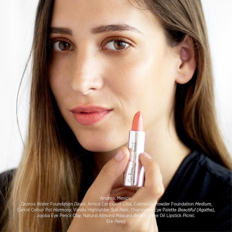 Ere Perez - Rouge à Lèvre enrichie à l'huile d'olive - Maquillage Vegan & Naturelle - Sans OGM - Select Store Cosmétiques Vegans