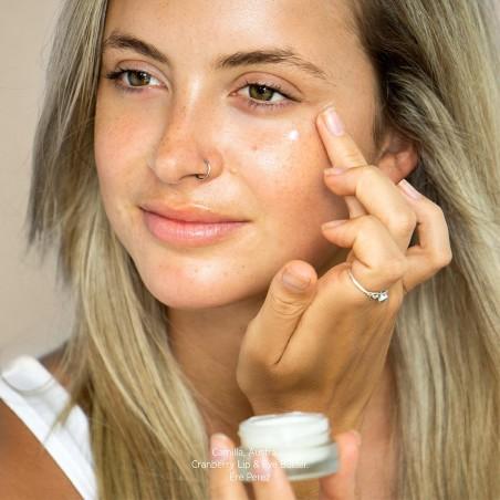 Ere Perez - Beurre soin hydratant contour des yeux & lèvres - Cosmetique Vegan & Naturelle - Select Store Cosmétiques Vegans
