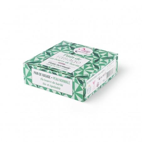 Lamazuna - Pain de rasage solide - Rasage - Vegan & Zéro Déchet - Select Store Cosmétiques Vegans