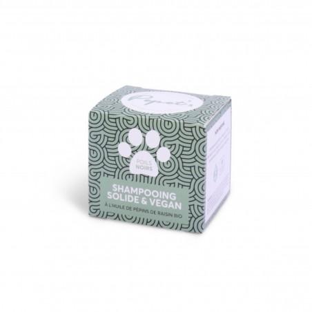 Shampoing Solide - Chien, Chat & Animaux de compagnie - Poils Noirs - Vegan & Naturel - Select store éthique Cosmétiques Vegans