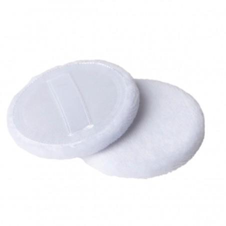 Avril - Houpette Rondes - Accessoire salle de bain pratique et économique - Select Store Cosmétiques Vegans