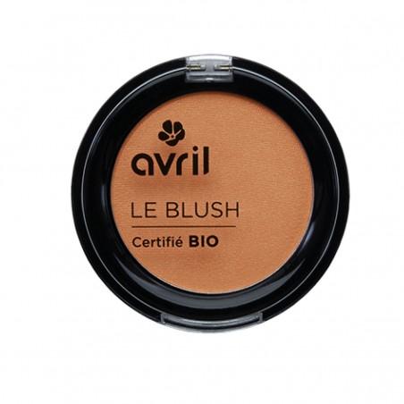 Avril - Fard à joue, Blush - Maquillage Vegan & Bio - Select Store Cosmétiques Vegans