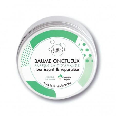 Clémence et Vivien - Baume Vegan multi-usage pour le corps - Bio et 100% Naturelle - Select Store Cosmétiques Vegans