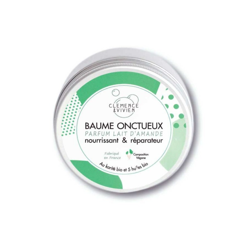Clémence et Vivien - Mini Baume Vegan multi-usage pour le corps - Bio et 100% Naturelle - Select Store Cosmétiques Vegans