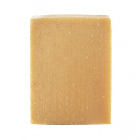 Avril - Savon solide saponifié à Froid - Exfoliant - Naturel, Vegan & Bio - Select Store Cosmétiques Vegans
