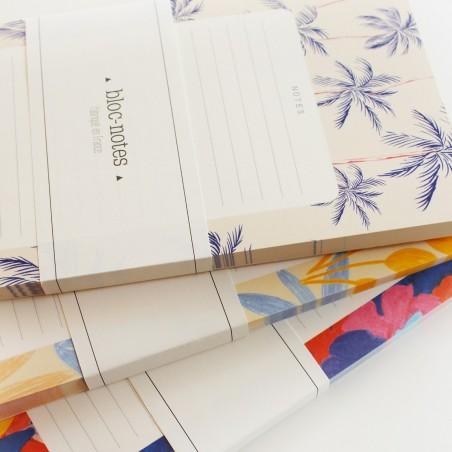 Papeterie Française Season paper - Bloc Note - Lifestyle & Fabriqué en France - Select Store Cosmétique Vegans