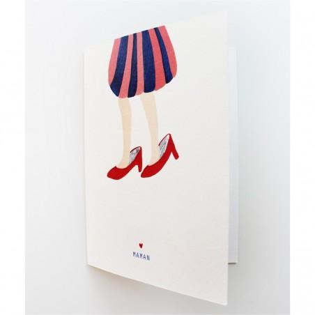 Papeterie Française Season paper - Carte Fêtes des mères - Lifestyle & Fabriqué en France - Select Store Cosmétique Vegans