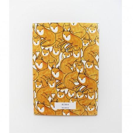 Papeterie Française Season paper - Carte Bisous - Lifestyle & Fabriqué en France - Select Store Cosmétique Vegans