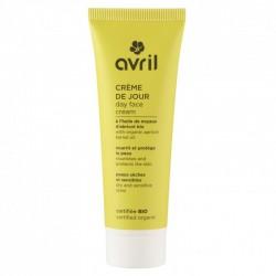Avril - Crème de Jour Bio pour peau sèche et sensible - Vegan & Bio - Select Store Cosmétiques Vegans