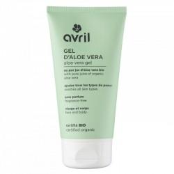 Avril - Gel d'Aloe Vera Pur - Naturel, Vegan & Bio - Select Store Cosmétiques Vegans