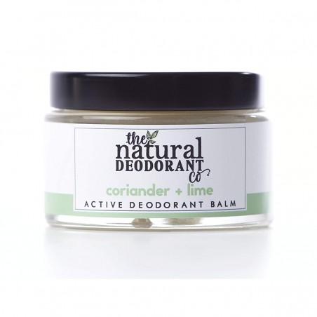 The Natural Deodorant Co - Baume Déodorant efficace - Vegan & 100% Naturelle - Select store Cosmétiques Vegans