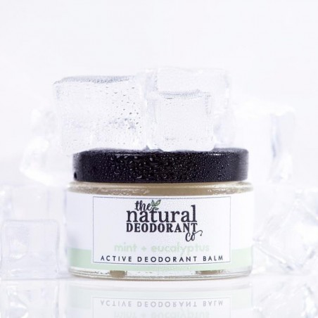 The Natural Deodorant Co - Baume Déodorant efficace - Zéro déchet, Vegan & 100% Naturelle - Select store Cosmétiques Vegans