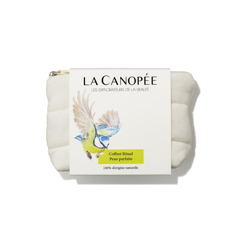 La Canopée - Coffret Peau Parfaite - Objectif Zéro Défaut - Vegan & 100% Naturelle - Select store Cosmétiques Vegans