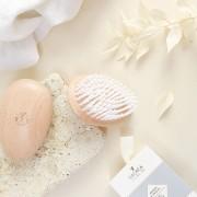 Brosse à ongles - Bois de hêtre & Nylon