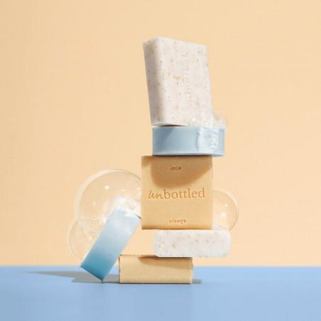 Unbottled - Coffret - Trio Bye bye Plastique - Cosmétique Solide & Zéro déchet - Select store éthique Cosmétiques Vegans