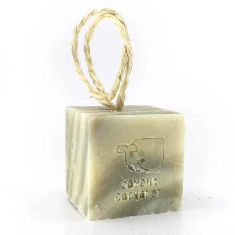 Savon Cachalot - Savon solide artisanal - Purifiant au deux argiles - Vegan & Bio - Select store éthique Cosmétiques Vegans