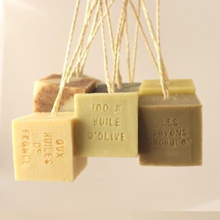 Savon Cachalot - Savon solide artisanal - 100% Huile d'Olive - Vegan & Bio - Select store éthique Cosmétiques Vegans