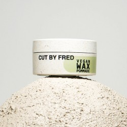 Cut by Fred - Cire mate coiffante - Wax Pommade - Vegan & Made in France - Select store éthique Cosmétiques Vegans