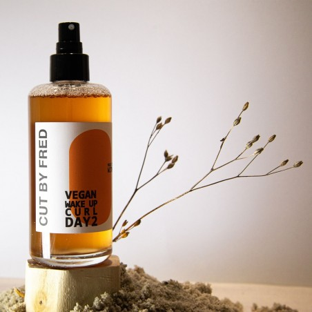 Cut by Fred - Spray Coiffant Cheveux bouclés - Wake Up Curl Day 2 - Vegan - Select store éthique Cosmétiques Vegans