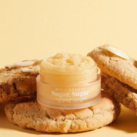 NCLA - Exfoliant à lèvres Vegan & Naturel - Sugar sugar - Cookie aux Amandes - Select store éthique Cosmétiques Vegans
