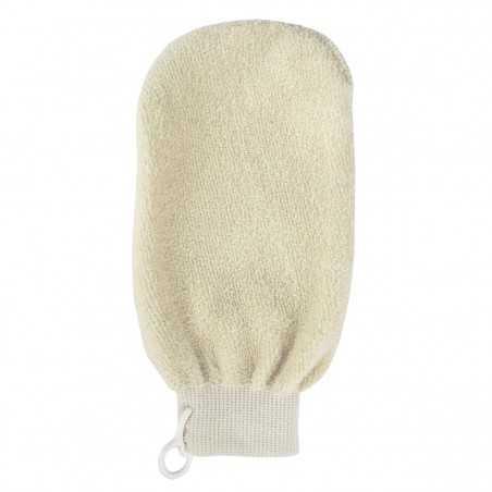 Avril - Gant de toilette en coton bio - Zéro déchet, Bio & Hypoallergénique - Select Store Cosmétiques Vegans